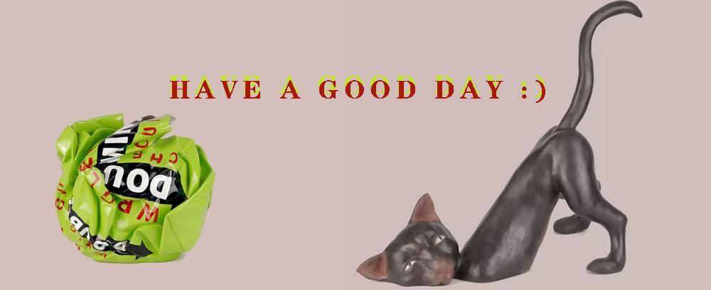 3 展讯 HAVE A GOOD DAY :)